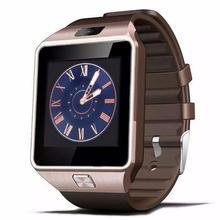 Smart Watch DZ09 Bluetooth Smartwatch Unterstützung Sim-karte Telefon Kamera GSM/TF Männer Armbanduhr für IOS Android Telefon VS U8 GV18 GT08