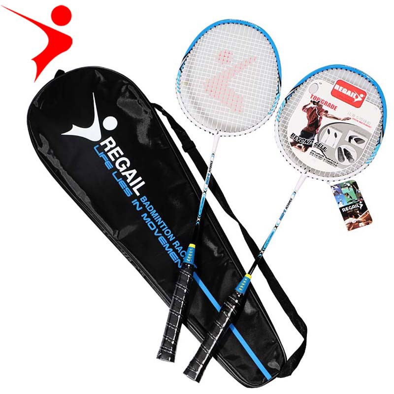 Badminton Racket Shock Absorption Of Aluminum Alloy Suitable For Competition Training Badminton Racket Sport Equipment Durable