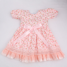 b2516d6f86b3 Reborn Baby Doll Clothes 0-3 month Girl Dress Pink NPKDOLL. US  13.86   Set Free  Shipping