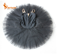 Plain White Professional Ballet Tutu Costume for Girls Platter Tutu Adult Professional Plain Black Pancake Tutus Without Decor