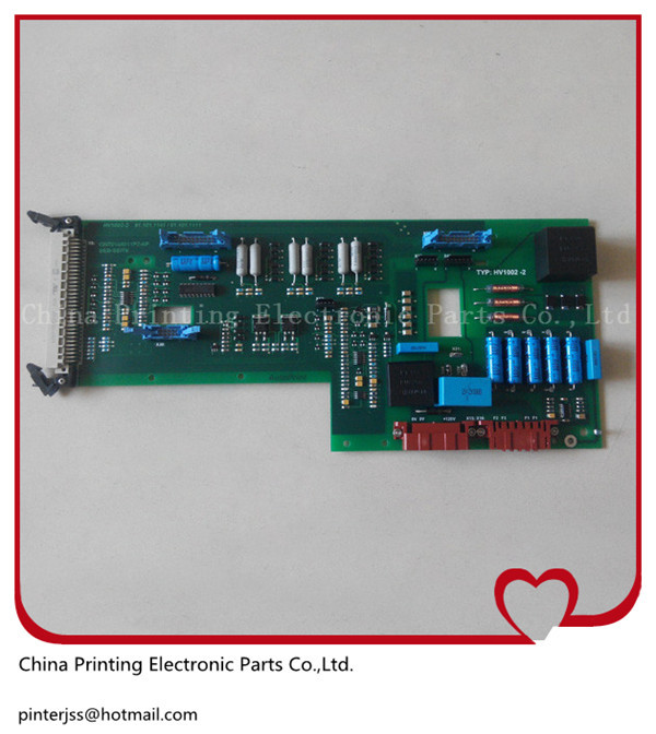 91.101.1111 Heidelberg Power converter SVT card 91.101.1141 басовый усилитель ampeg svt 3pro