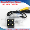 Car BackUp Camera For Citroen C5 Reversing Camera with Waterproof IP69k + Wide Angle 170Degree + CCD + For  Peugeot 408