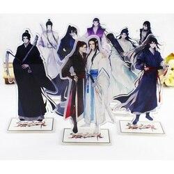 Новые Аниме МО дао ЗУ Ши большие персонажи фигурки акриловые украшения Аниме вокруг фанатов подарок