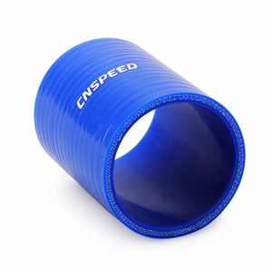 "Image 5 - CNSPEED Universal 2.0"" 2.5"" 3"" /51mm 63mm 76mm Elbow Silicone Hose Pipe Intercooler Turbo Intake Pipe Coupler Hose"