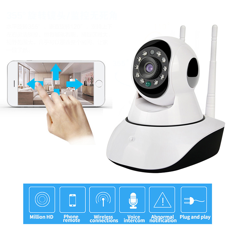 720P 960P 1080P IP Camera Wi-Fi Wireless Home Security IP Camera Surveillance Security Camera Wifi Night Vision  Baby Monitor
