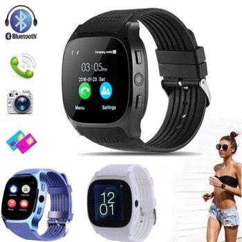 Reloj inteligente de 1,54 pulgadas 4G Red Bluetooth Smartwatch soporte  impermeable SIM con Monitor