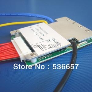 Image 3 - 3.6V 3.7V bateria litowa 10S 36V 37V BMS PCM używana do 36V 8Ah 10Ah 12Ah i 15Ah akumulator litowo jonowy z funkcją równowagi