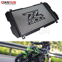 for kawasaki Z900 2017 For Kawasaki Z 900 17 18 Radiator Guard Grille Protection Accessories High Quality Stainless Steel