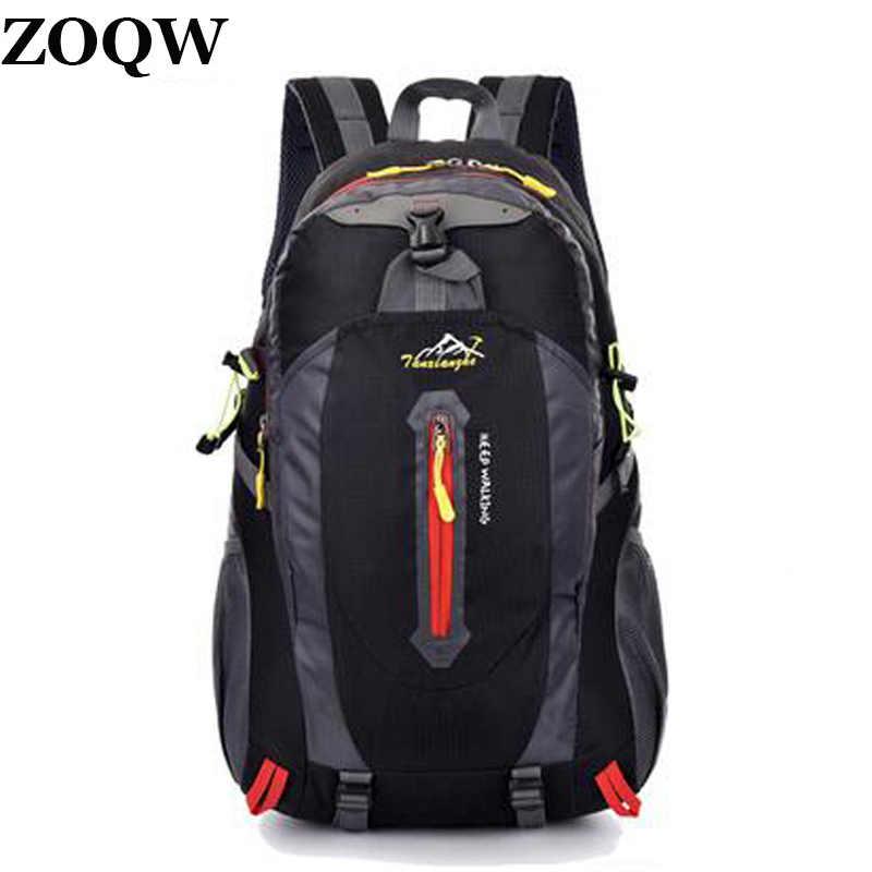2018 новый популярный мешок водонепроницаемый женский рюкзак мужской модный мужской рюкзак для путешествий женский с ушами полезные Подростковые Сумки WUJ0383