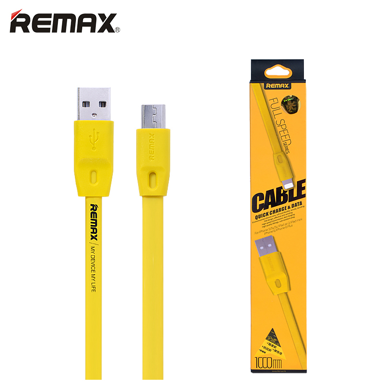 Remax V8 Micro Usb Cable 3 28ft 6 56ft Fast Charge Cable