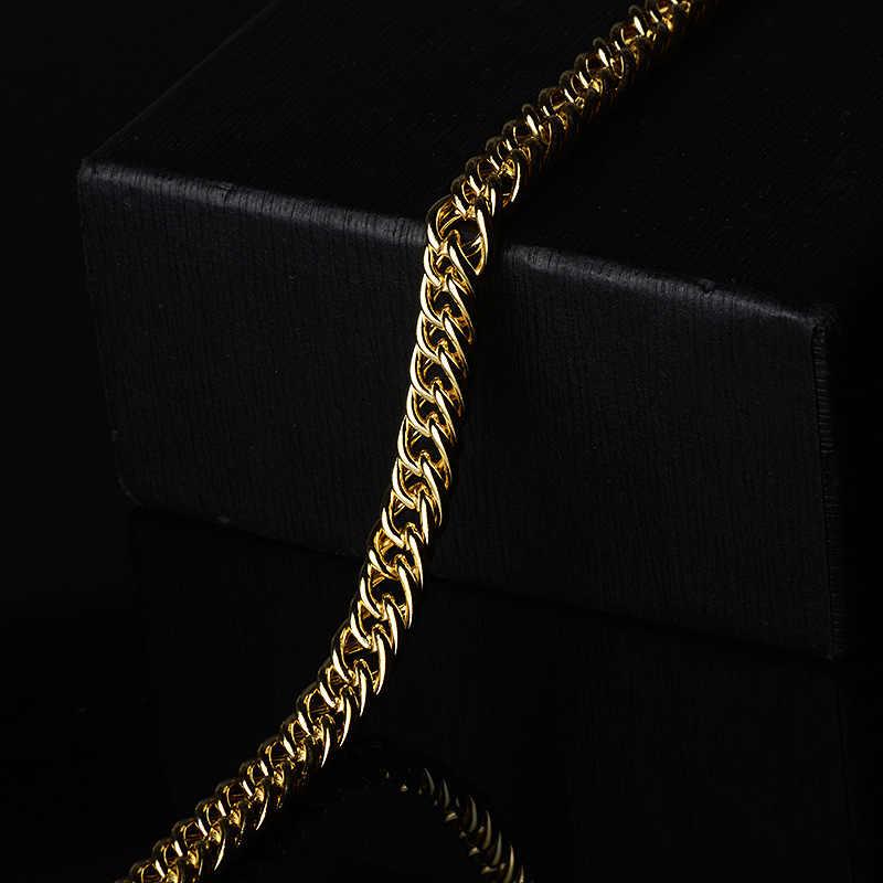 24 K czystego złota bransoletka prawdziwe 999 Solid Gold Bangle hojny proste moda męska Trendy klasyczne Fine Jewelry Hot sprzedam nowy 2019