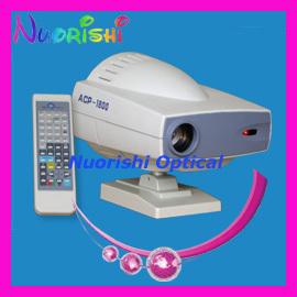 Acp1800 auto proyector visión gráfica proyector proyector oftálmico