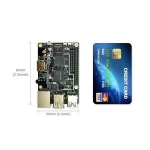 Image 5 - ROCK64 PINE64 HDR אנדרואיד לינוקס מדיה פיתוח לוח Quad Core + 1GB LPDDR3 eMMC שקע + מיקרו SD כרטיס חריץ + Pi 2 אוטובוס + Pi P5 + אוטובוס