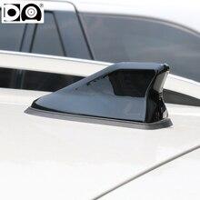 Antenne daileron de requin, étanche, peinture de Piano, signal fort, antenne spéciale pour voiture pour Nissan Qashqai