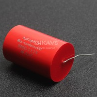 1Pcs Audiophiler Axial MKP 60uF 250v DC HIFI DIY Audio Grade Capacitor For Tube Guitar Amps