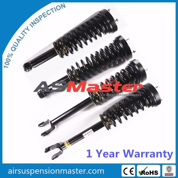 2004 Jaguar Xj8 Front Air Shocks: Good Air Suspension To Coil Spring Shock Conversion Kit