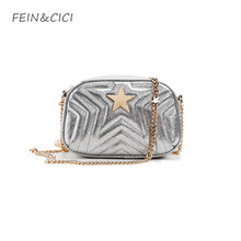 a751e6e8bf Buy gold star bag and get free shipping on AliExpress.com
