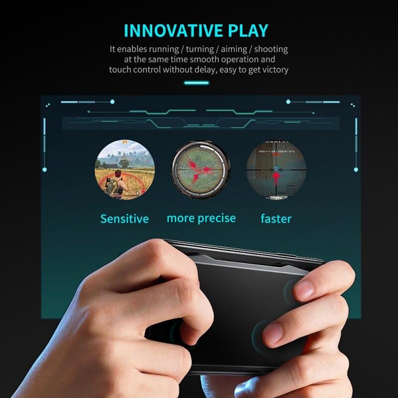 Manette MUJA PG 9087 Bluetooth 4.0 manette extensible pour tablette PC Android Tv boîte et téléphone manette Android contrôleur de jeu - 2