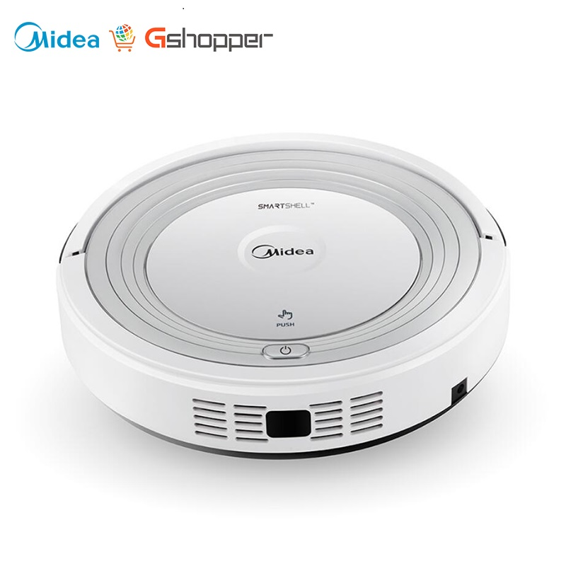 Global Version Smart Robot Vacuum Cleaner of Large capacity With Automatic Navigation and Powerful Suction 3