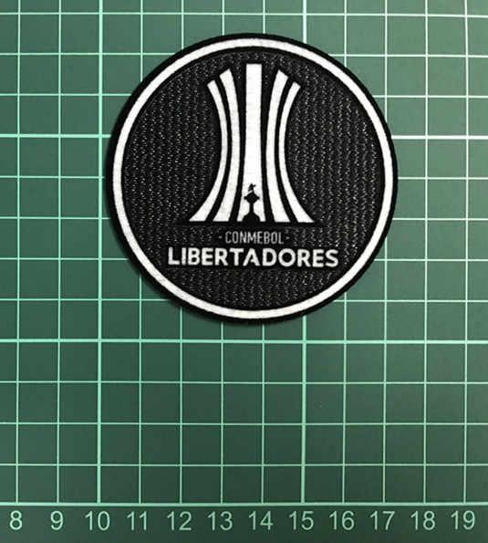 Atacado Copa Libertadores de América remendo 2018 patch De Futebol Remendo Futebol Copa Libertadores 2018 crachá de futebol