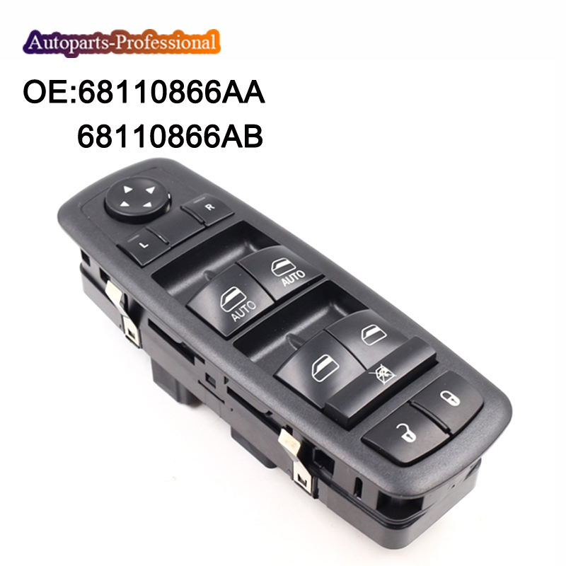 1 touch Up/&Down for 2012-2016 Dodge Grand Caravan NEW Master Control Switch