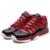 Super caliente retro jordan 11 zapatos high-top zapatos casuales auténticos baratos confortables zapatos de los hombres de calidad al aire libre