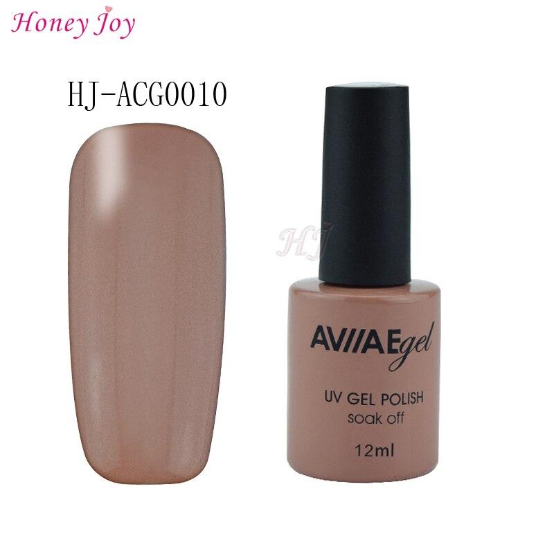 Aliexpress.com : Buy AVIIAE Nude Gel Nail Polish Long Lasting Nail Gel Soak off LED UV Lamp Cure Cosmetic MakeUp Gel Polish 12ML Environment from Reliable ...