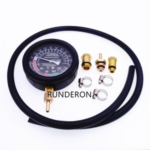 Image 1 - Automotive Auspuff System Drei element katalytische SCR Blockieren Emissionen Druck Detektor Tester Gauge Diagnose Werkzeug