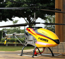 2.4Ghz Single Rotor High Speed RC Helcopter super resistance to fall off  alloy charging gyroscope plane aircraft ship by EMS