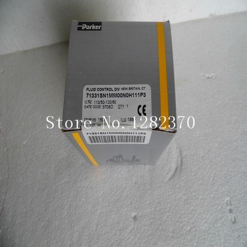 [SA] new original authentic Parker solenoid valve 71331SN1MM00N0H111P3 spot