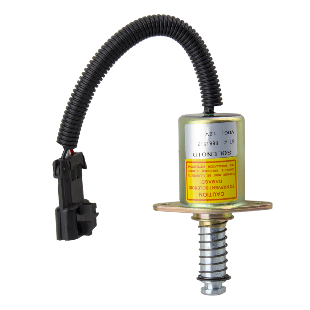 hight resolution of lock parking brake solenoid for bobcat skid traction 450 453 463 553 653 751 753 in valves parts from automobiles motorcycles on aliexpress com