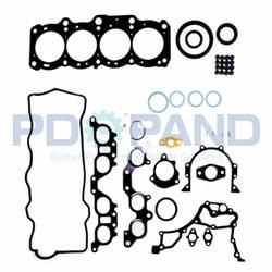 5S 5S-FE 5SFE silnika zestaw naprawczy uszczelek 04111-74641 dla Toyota Celica/Camry ST20 AT20 CV2 XV2 SXV20 2.2L 2164cc 1997-