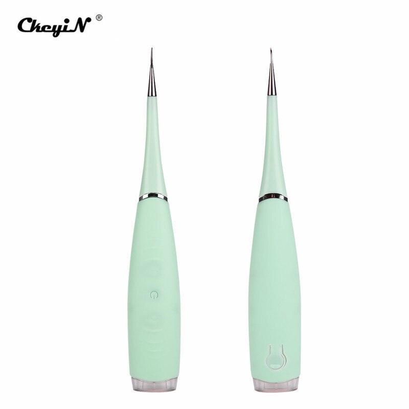 Détachant des dents blanchiment des dents tartre dents taches entartrage USB Rechargeable ultrasons Vibration électrique dentiste outils P46