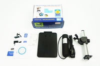 Portable USB Digital Microscope 1000X Digital Microscope Endoscope Magnifier Camera