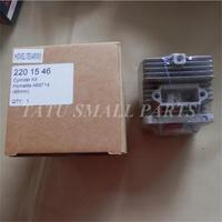 46MM CYLINDER KIT FOR HOMELITE SUPER XL XL AO SXL AO SXLAO CHAINSAW ZYLINDER PISTON RING