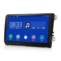 9001A 9 дюймовый HD Автомобильный мультимедийный плеер Android 7,1 Bluetooth 4,0 gps для VW