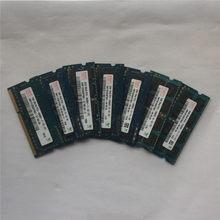 Hynix 1GB 2GB 4GB DDR3 PC3 8500S 10600S 12800S 1066MHZ 1333MHZ 1600MHZ modülü dizüstü Notebook RAM depolama