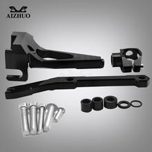 For Yamaha MT 09 MT09 MT-09 FZ09 FZ-09 FZ 09 2013-2016 2014 2015 Motorcycle Accessories Steer Damper Mounting Bracket Kit недорго, оригинальная цена