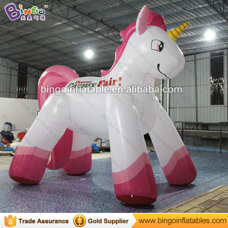 Free Delivery decorative inflatable horse model 4M tall, customized inflatable animal cartoon-inflatable toy inflatable cartoon customized advertising giant christmas inflatable santa claus for christmas outdoor decoration