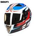 New Arrival ECE Motorcycle Helmet Racing Full Face Helmet B5002 Moto Casque Casco motocicleta Capacete Kask helmets Chrome Visor
