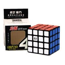 Qiyi 4x4 Kubus Qiyuan S 4x4X4 Magische Kubus 4 Lagen Speed Magic Cube Puzzel speelgoed Voor Kinderen Kids Gift Onderwijs Speelgoed