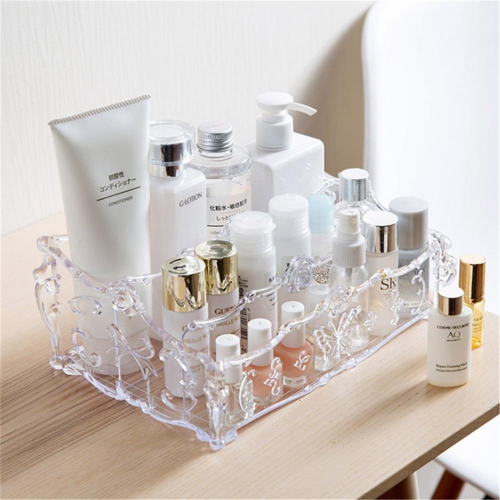 Container Casket-Holder Storage-Case Makeup-Organizer Drawer Cosmetic Desktop Nail New