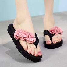 144357cc26 Buy flip flops flowers and get free shipping on AliExpress.com