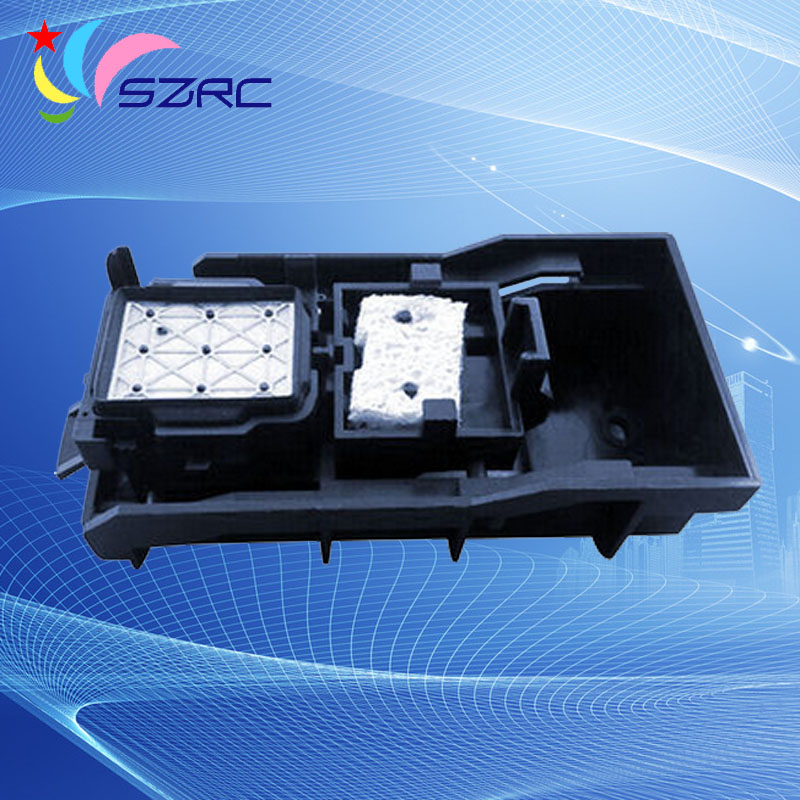 High quality large format printer spare parts cap top assembly for Mimaki JV33 JV5 DX5 Mutoh VJ1604E printhead cleaning unit hot sale single dx5 ink pump assembly for flora versacamm leopard large format printer machine