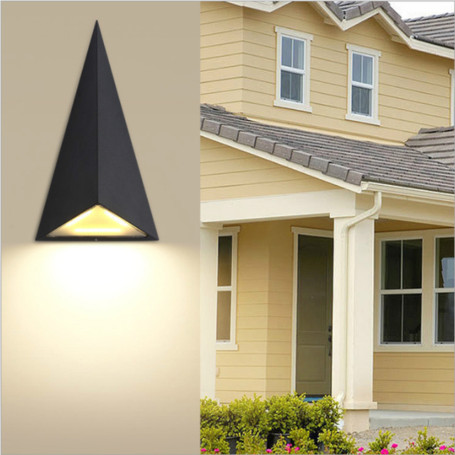 modern outdoor sconces led outdoor lamp post lights outside lamps