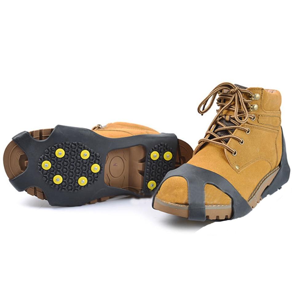 U033fu033fu033f(u2022u032a )1pair 4 Sizes 10-STUD U2463 Anti Anti Slip Snow Shoes ...