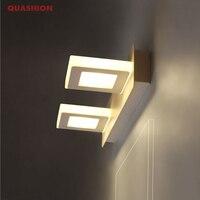 9W 3 Light LED Mirror Wall Light Bathroom Wall Lamp Make Up Light Flexible Lamp Head