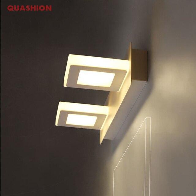 9 Watt 3 Licht Led Spiegel Wandleuchte Badezimmer Wandleuchte Bilden