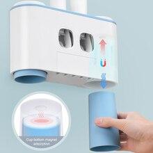 Auto Squeezing Toothpaste Dispenser