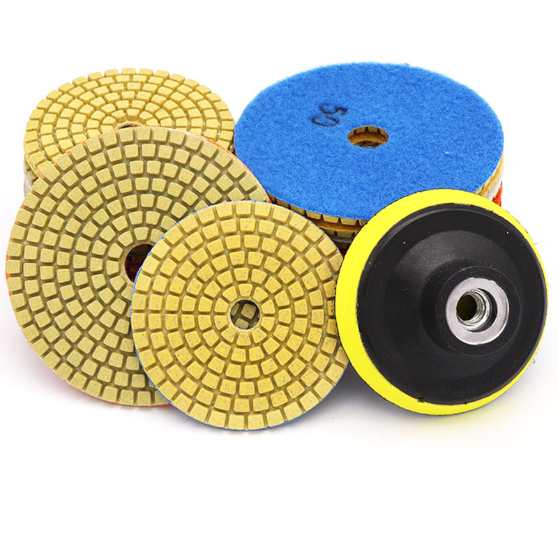 Abrasive Tools Hearty Uan 3 4 5 Self-adhesive Disc Drill Rod For Car Paint Care Polishing Pad M10 M14